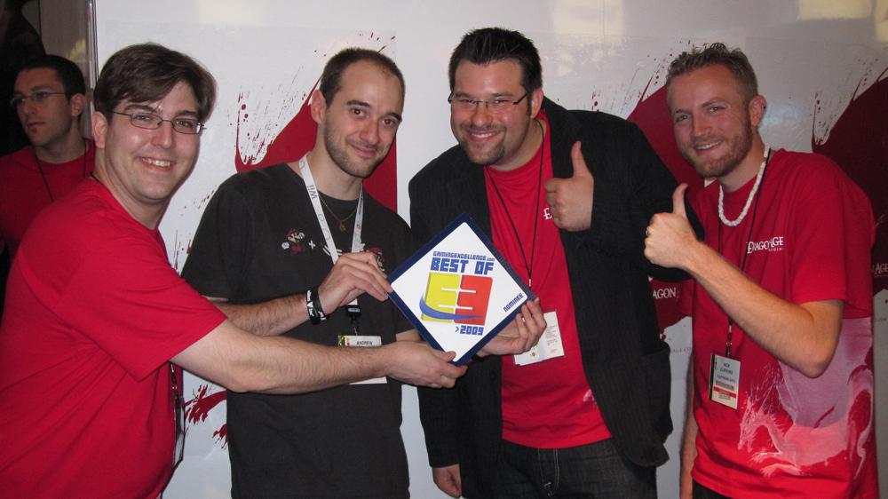 BioWare Blog A Look At Story Based Gaming