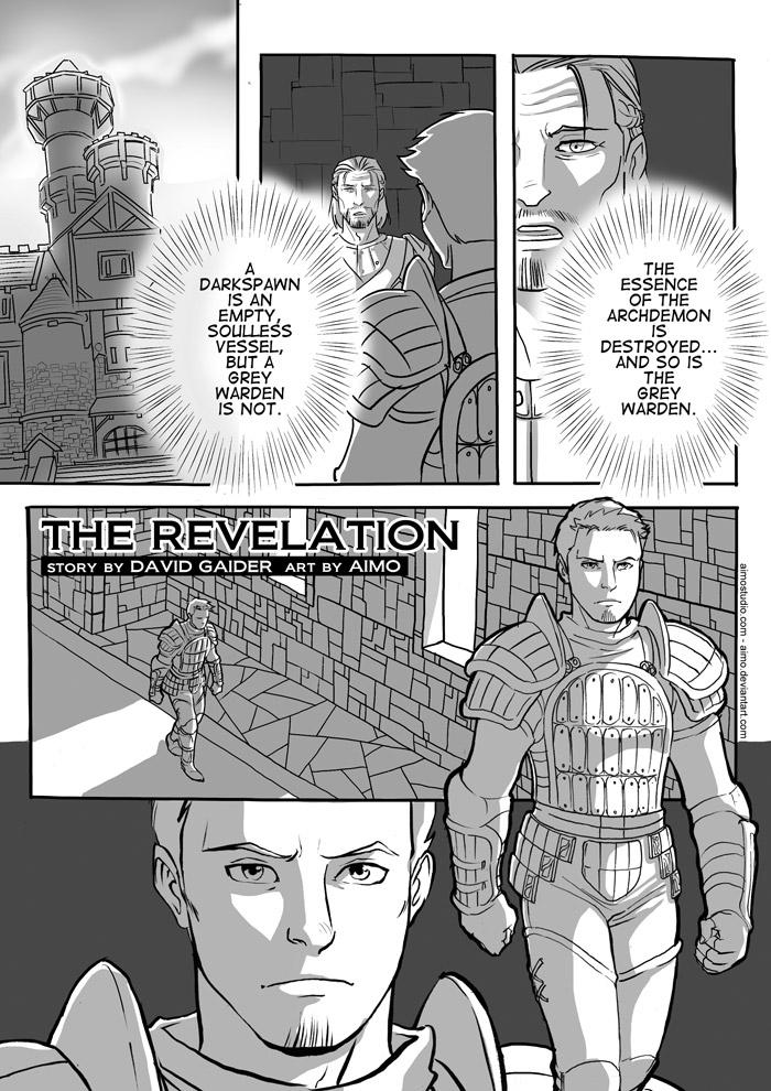 Revelation Page 1