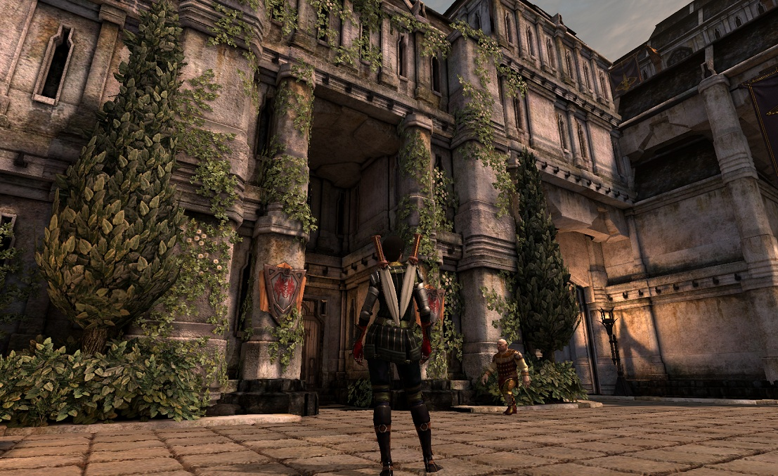 The Technology of Dragon Age II – Part 2 – BioWare Blog