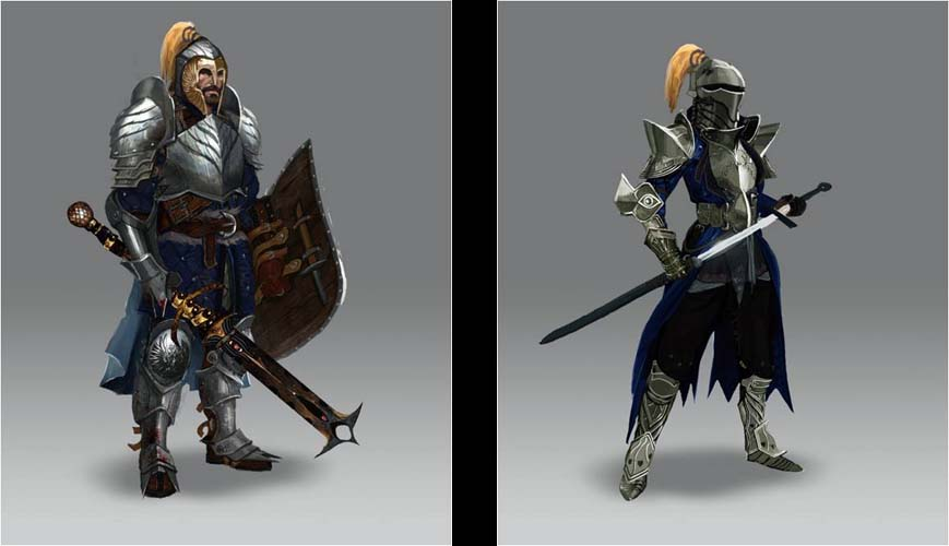 Follower Customization In Dragon Age Bioware Blog
