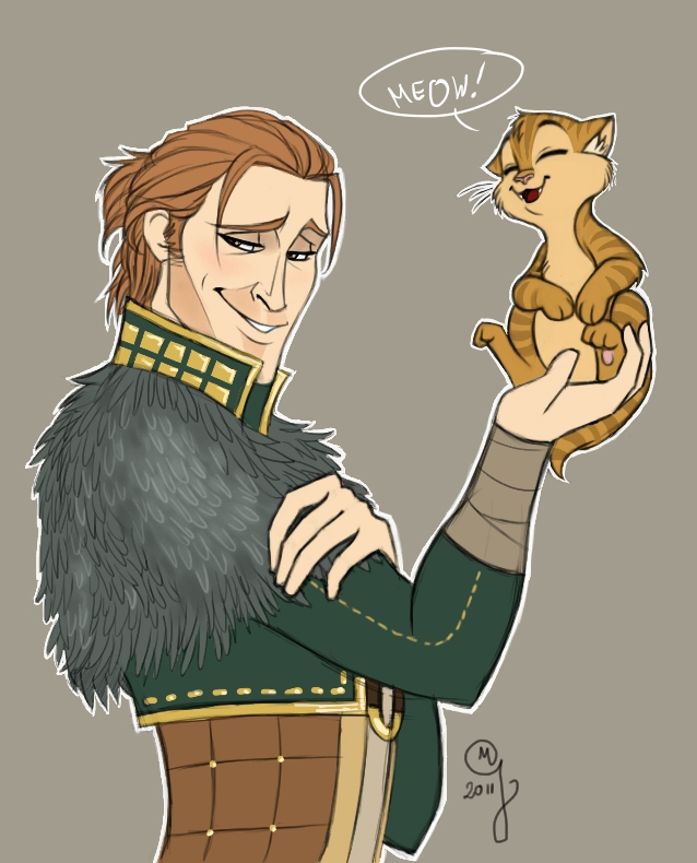 Anders and Kitty by Nigalacrima