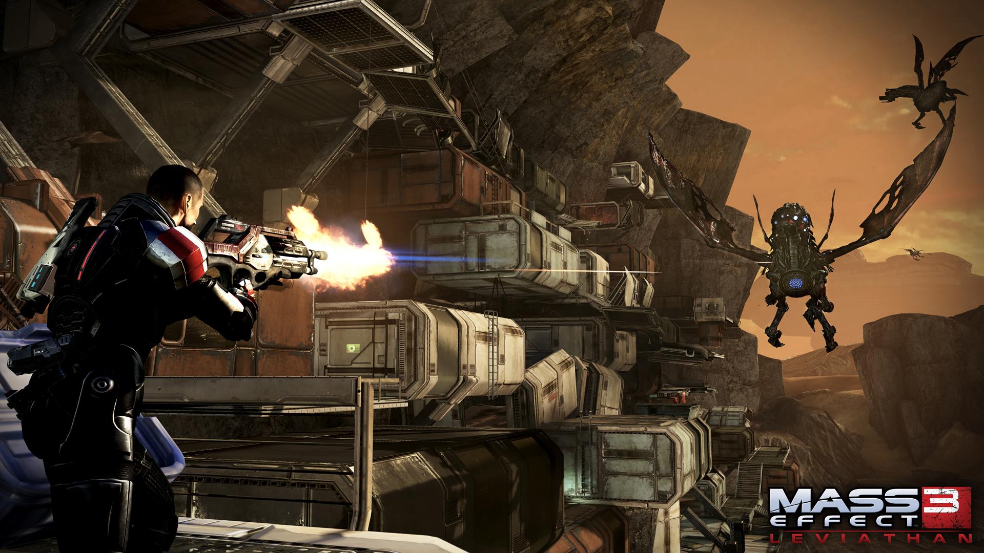 Mass Effect 3 Firefight Pack