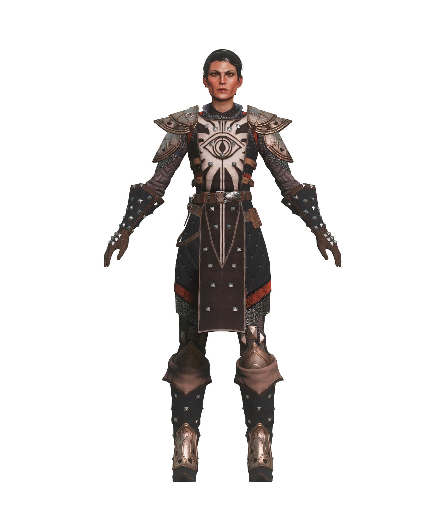 Dragon Age Inquisition Best Cassandra Build