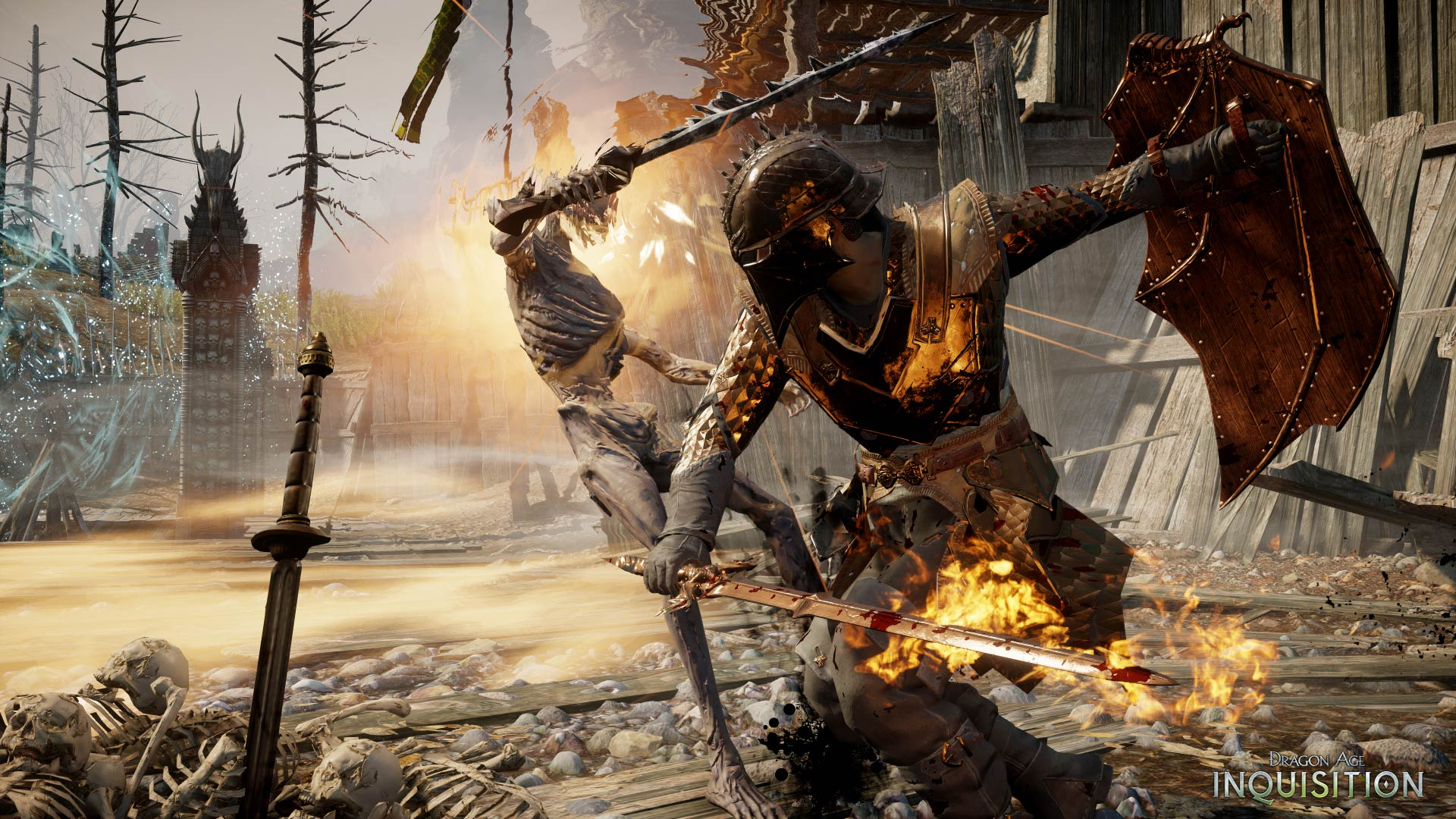 Dragon Age Bioware Video Games Rpg Fantasy Art: Dragon Age: Inquisition Patch 4 Notes