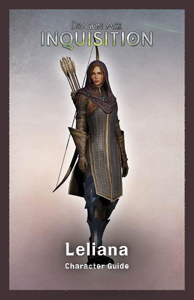 Leliana Character Kit
