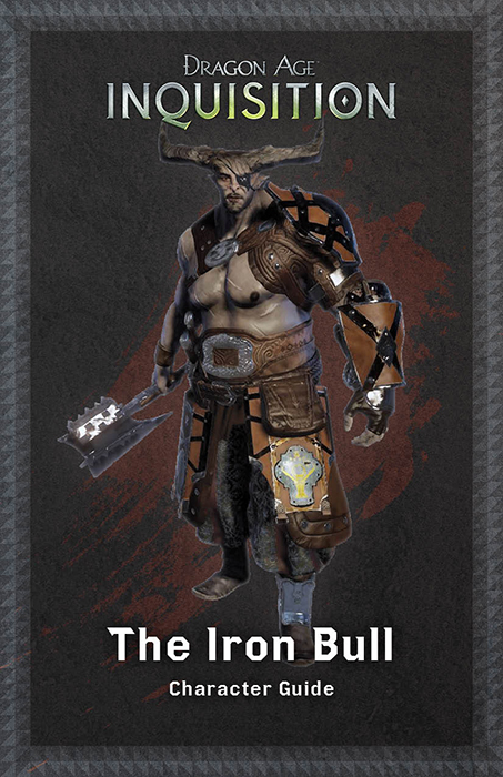 Iron Bull Character Kit