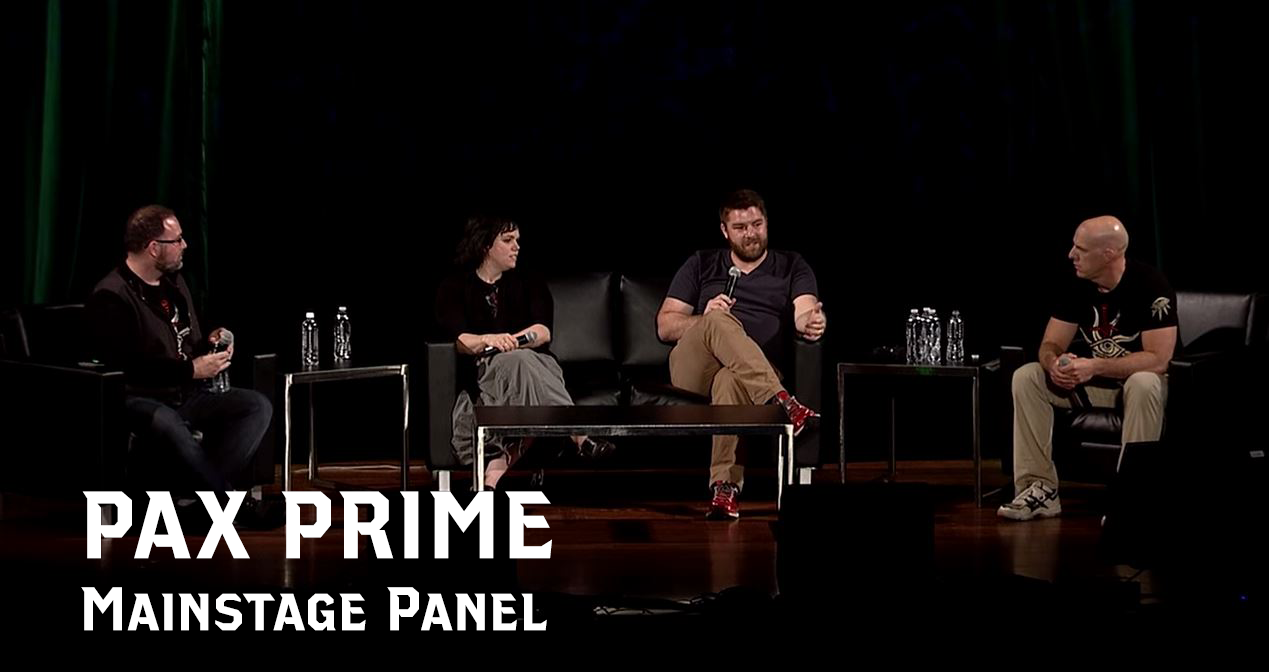 Dragon Age: Past, Present, and Future – PAX Prime Mainstage Panel and Trespasser Reveal