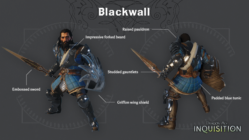 Blackwall Character Kit Bioware Blog