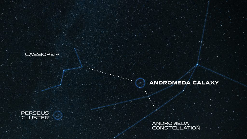 Mass Effect Andromeda Star Map.How To Find Andromeda In The Night Sky Bioware Blog