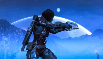 Mass Effect: Andromeda Patch 1.04 & Early Access Patch Notes