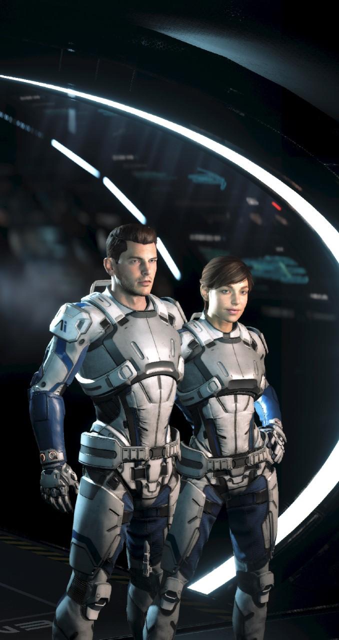 Mass Effect: Andromeda Phone Wallpapers - BioWare Blog