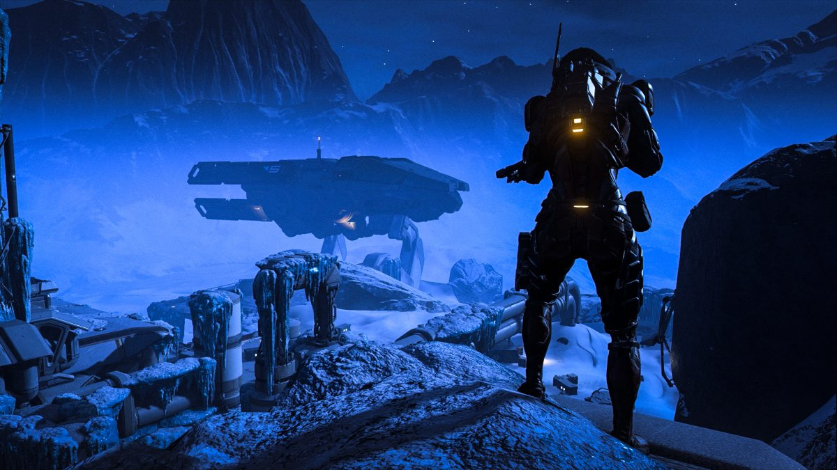 Mass Effect: Andromeda Update 1.10