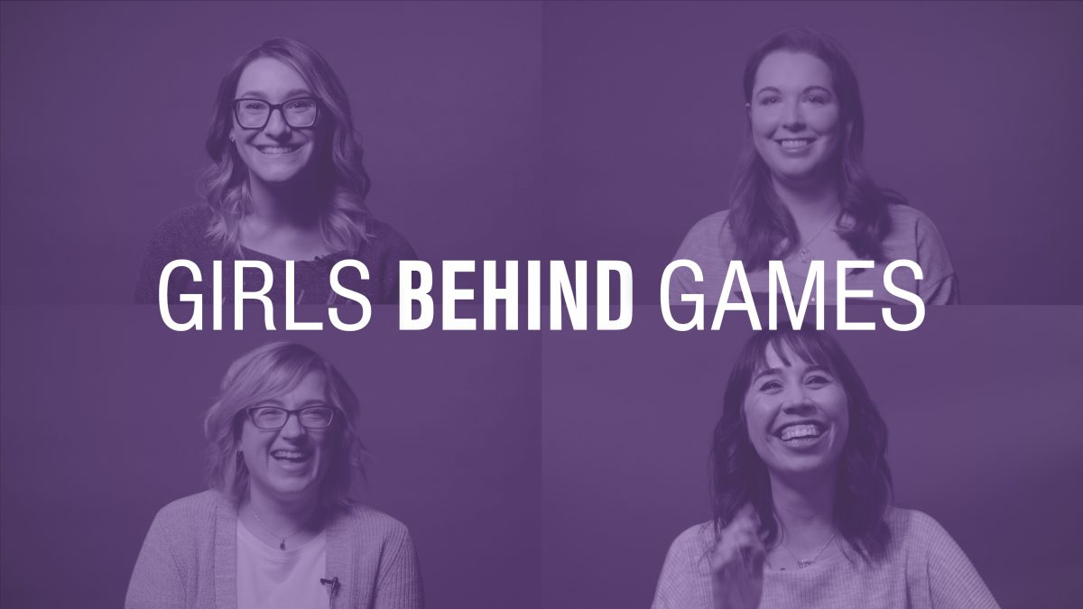 Girls Behind Games