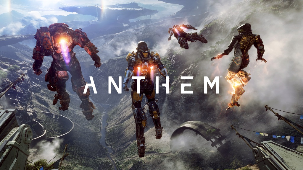Anthem Game Development